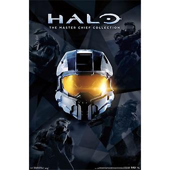 Halo - Master Chief Collection Poster afdrukken