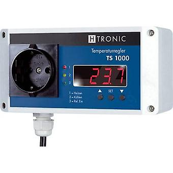 Thermostat -55 up to 850 °C 3000 W H-Tronic TS 1000