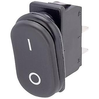 Toggle switch 250 V AC 16 A 1 x On/Off/On Marquardt