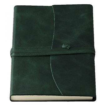 Coles Pen Company Amalfi Medium Journal - Green