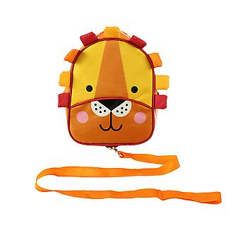 Red Kite Lion Toddler Back Pack with Rein