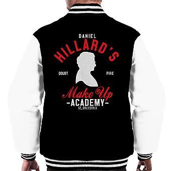 Daniel Hillards Make Up Academy Mrs Doubtfire Men's Varsity Jacket