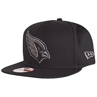 New era 9Fifty Snapback Cap - Arizona Cardinals black grey