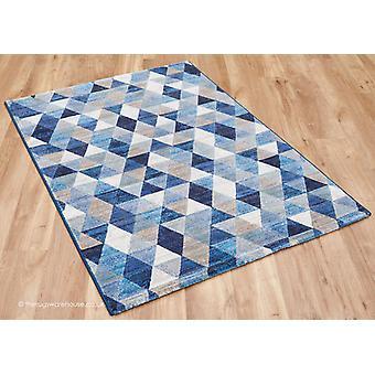 Pantero niebieski dywan