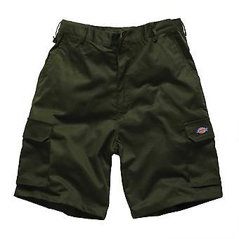 Dickies Mens Redhawk werkkleding Cargo Shorts Olive WD834O