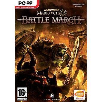 Warhammer Mark of Chaos-Battle March (PC DVD)