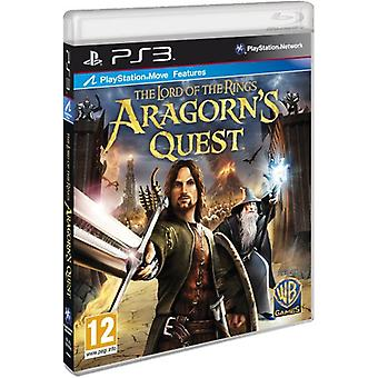 Lord of Rings Aragorns Quest (PS3)