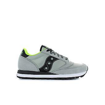 SAUCONY ORIGINALS JAZZ GREY/BLACK SNEAKER