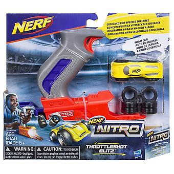 Hasbro Nerf Coche Y Lanzacoches (Babies and Children , Toys , Others)