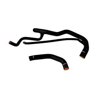 Mishimoto MMHOSE-CHV-01DBK Black 6.6L Hose Kit for Chevy Duramax 2500