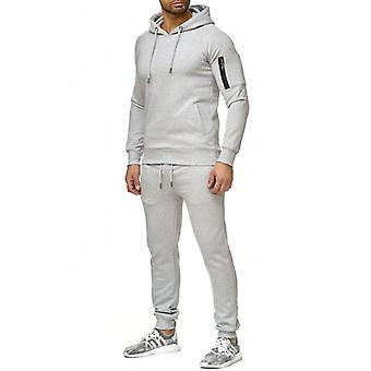 Tazzio fashion men's track suit grey