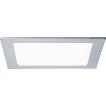 LED bathroom recessed light 18 W Neutral white Paulmann