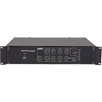 Omnitronique MP-120 PA amplificateur 120 W
