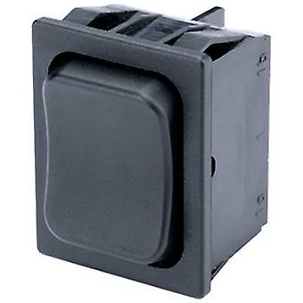 Marquardt Toggle switch 1839.3402 250 V AC 6 A 2 x (On)/Off/(On) IP40 momentary/0/momentary 1 pc(s)