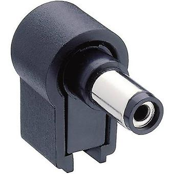 Lumberg NES/J 21 W Low power connector Plug, right angle 5.5 mm 2.1 mm 1 pc(s)