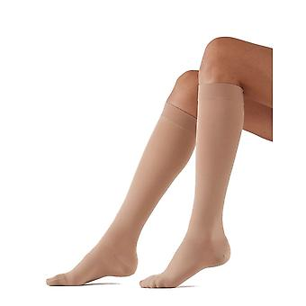 Varisan Top Medical Support Knee Highs [Style 623N1] Black  Size 5