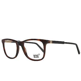 Montblanc mens Sunglasses brown