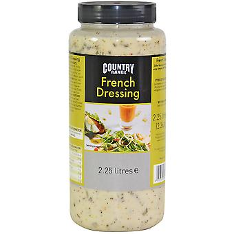 Land-Bereich French Dressing