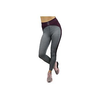 GymHero Leggins  GREY-HEART Womens leggings