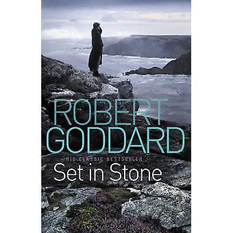 Set in Stone by Robert Goddard - 9780552164160 Book