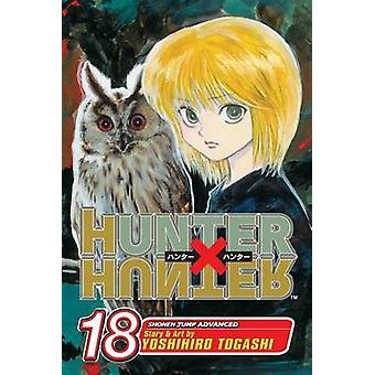 Hunter X Hunter - Band 18 von Yoshihiro Togashi - Pancha Diaz - 9781