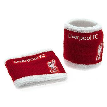 Liverpool FC Official Wristbands (Set Of 2)