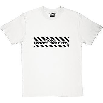 Vogon Konstruktor Flotte Herren T-Shirt