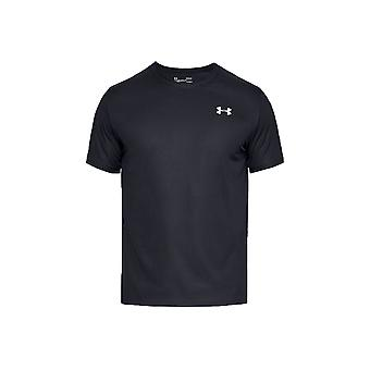 Schreiten Sie unter Rüstung Geschwindigkeit Kurzarm Tee 1326564-001 Herren T-shirt