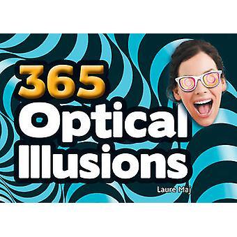 365 Illusions d'optique par Laure Maj - livre 9781770857568