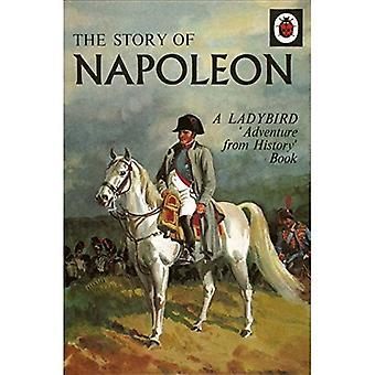 Het verhaal van Napoleon: een lieveheersbeestje avontuur van geschiedenisboek