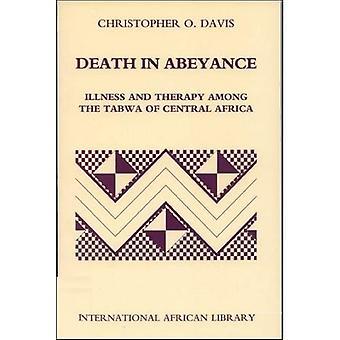 Morte em suspenso: terapias e doença entre o Tabwa da África Central