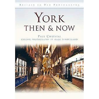 York entonces y ahora