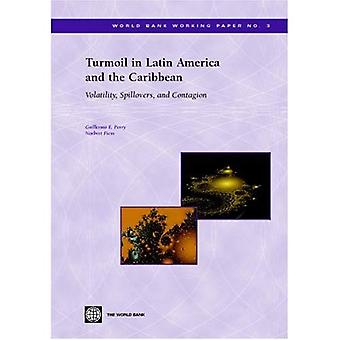 Turmoil in Latin America and the Caribbean: Volatility, Spillovers, and Contagion