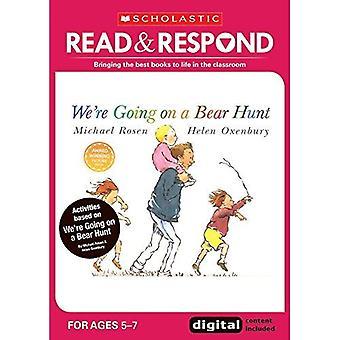 Nous allons sur une chasse à l'ours (lu & répondre)