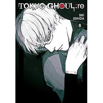 Tokyo Ghoul: Re, Vol. 8 (Tokyo Ghoul: Re)