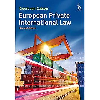 Europese International privaatrecht