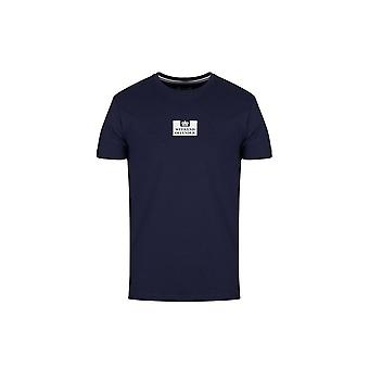 Weekend Offender Navy Frampton T-shirt
