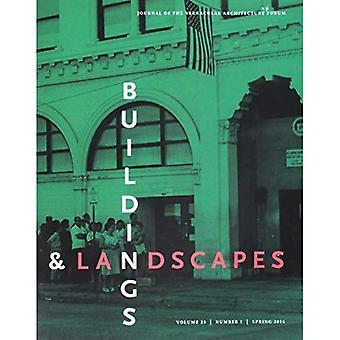 Gebäude & Landschaften 23.1: Journal of Vernacular Architektur-Forum