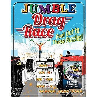 Jumble(r) Drag Race: Peel Out to These Puzzles! (Jumbles#174;)