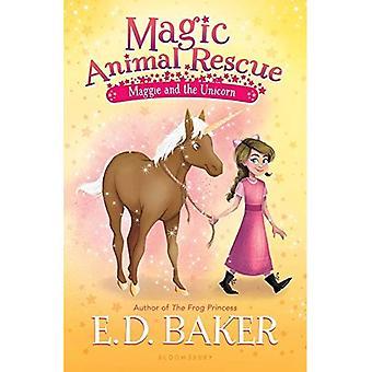 Magic Animal Rescue: Maggie� and the Unicorn