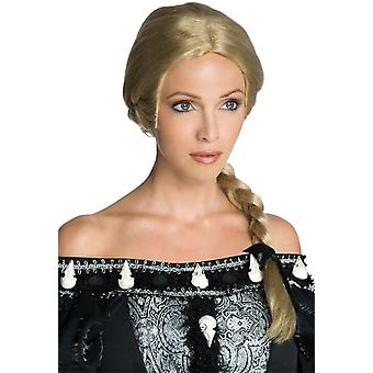 Queen Ravenna Wig For Adults