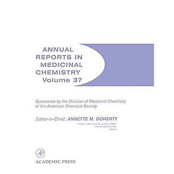 Relazioni annuali in chimica farmaceutica di Doherty & Annette M.
