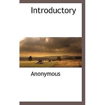 Inledande av anonym &.