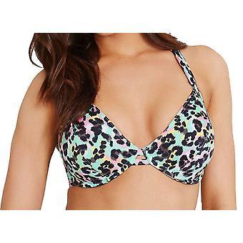 Freya Malibu As3720 W Underwired Halter Bikini Top