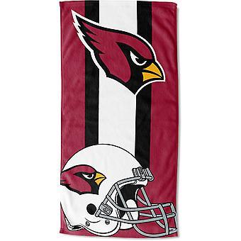 Northwest NFL Strandtuch ZONE Arizona Cardinals 76x152cm