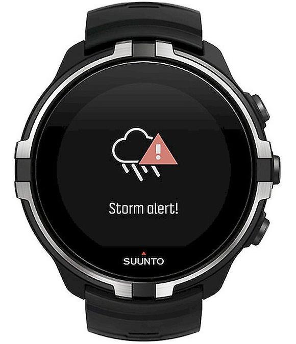 Suunto Outdooruhr Spartan Sport Wrist HR Baro Stealth SS023404000