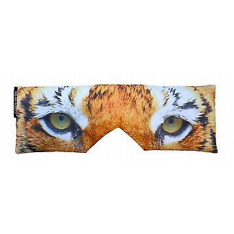 Lavender & Linseed Soothing Eye Pillow: Tiger Eyes