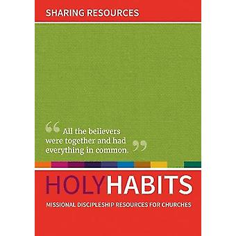Sharing Resources - Missional discipleship resources for churches by N