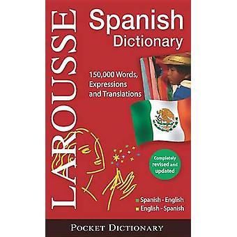 Larousse Pocket Dictionary Spanish-English/English-Spanish by Larouss