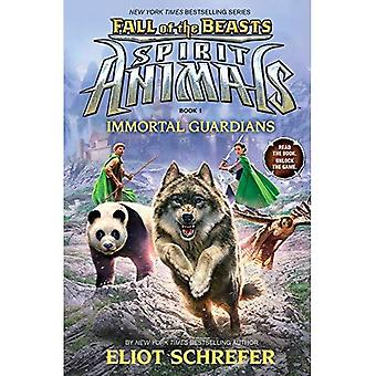 Fall of the Beasts: Book 1 (Spirit Animals)